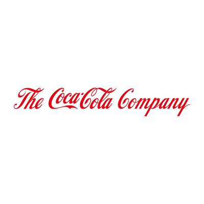 The Coca-Cola Company logo vector logo