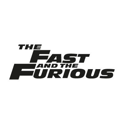 The Fast And The Furious logo vector logo