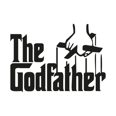 The Godfather logo vector logo