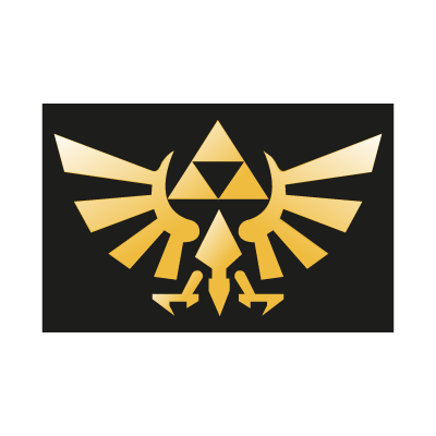 The Legend of Zelda Twilight Princess logo vector logo