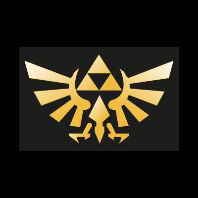 The Legend of Zelda Twilight Princess logo vector logo