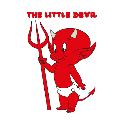 The Little Devil vector logo