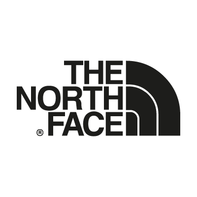 The North Face  logo vector logo