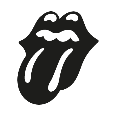 The Rolling Stones logo vector logo