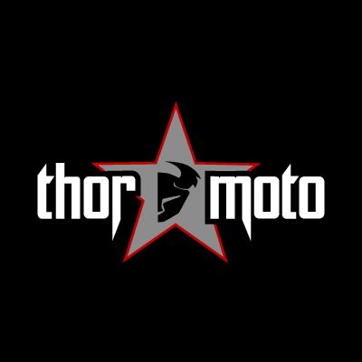 Thor-moto logo vector logo