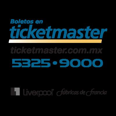 Ticketmaster logo vector logo