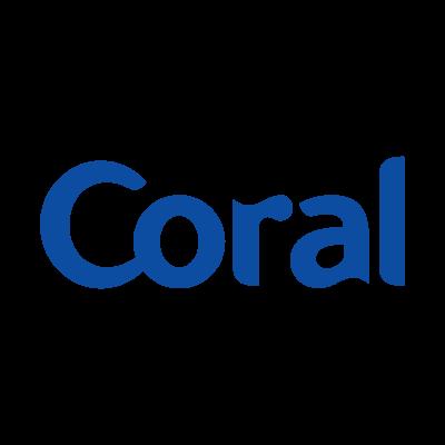 Tintas Coral logo vector logo