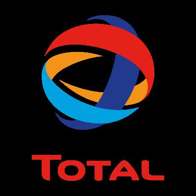 Total new logo vector logo