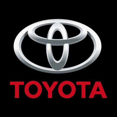 Toyota 3D logo vector logo