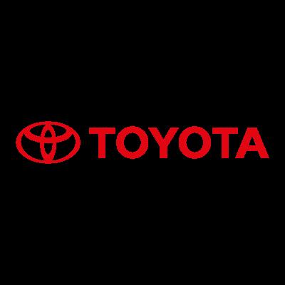 Toyota  logo vector logo