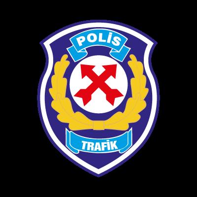 Trafik Polisi logo vector logo