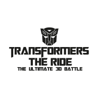 Transformers The Ride vector