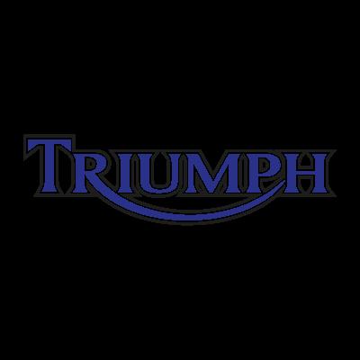 Triumph Motorcycles logo vector logo