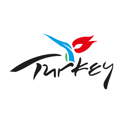 Turkey logo vector logo