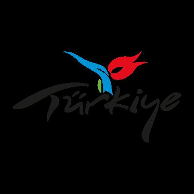 Turkiye logo vector logo