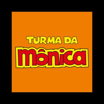 Turma da Monica logo vector logo
