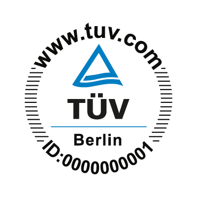 TUV Berlin logo vector logo