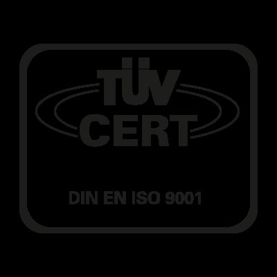 TUV Cert logo vector logo