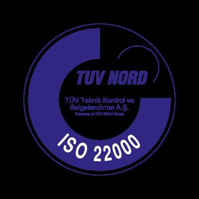 Tuv Nord logo vector logo