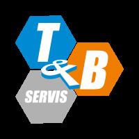T & B logo