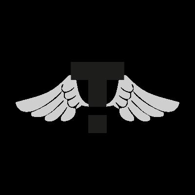 T logo vector logo