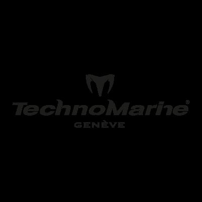 TechnoMarine logo vector logo