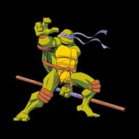 Teenage Mutant Ninja Turtles (movies) vector