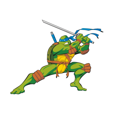 Teenage Mutant Ninja Turtles (TMNT) vector logo