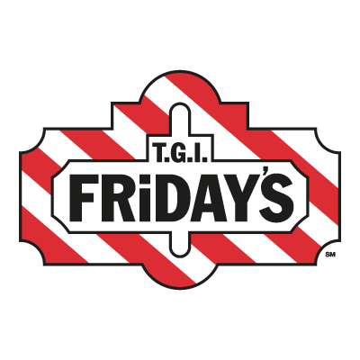 TGI Fridays logo vector logo