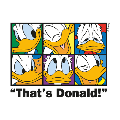 That's Donald vector logo