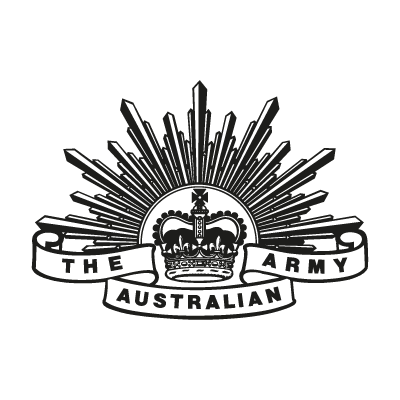 The Australian Army logo vector logo