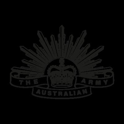 The Australian Army logo vector logo