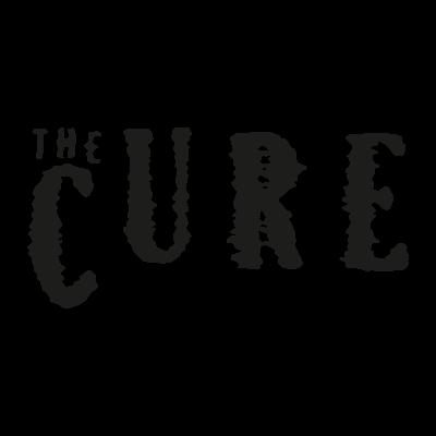 The Cure logo vector logo