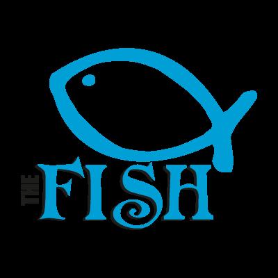 The Fish logo vector logo