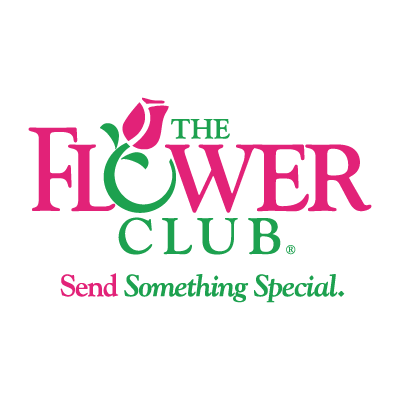 The Flower Club logo vector logo