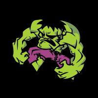 The Hulk vector