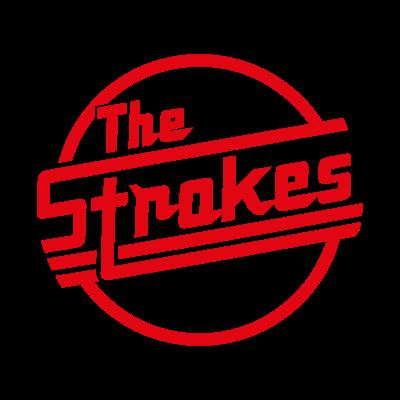The Strokes  logo vector logo