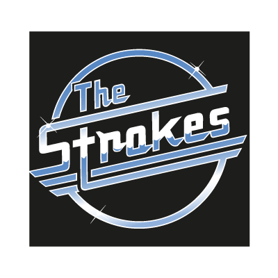 The Strokes (Music) logo vector logo