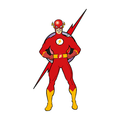 TheFlash vector logo