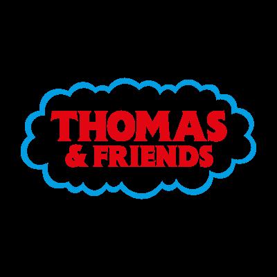 Thomas & Friends logo vector logo