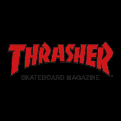 Thrasher Magazine logo vector logo