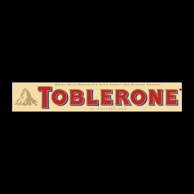 Toblerone logo vector logo