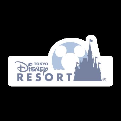 Tokyo Disney Resort logo vector logo