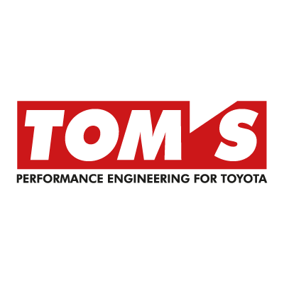 Tom's auto logo vector logo