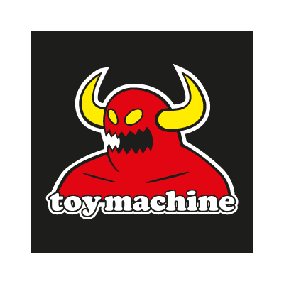 Toy Machine logo vector logo