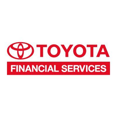 Toyota Financial Services logo vector logo