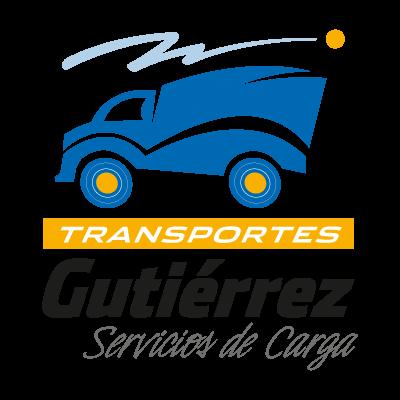 Transportes Gutierrez logo vector logo
