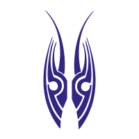Tribal (arts) vector