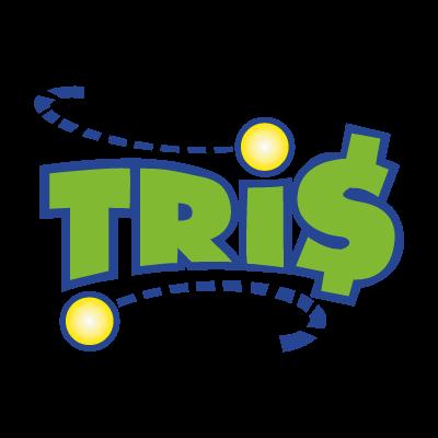 Tris logo vector logo
