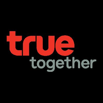 True logo vector logo